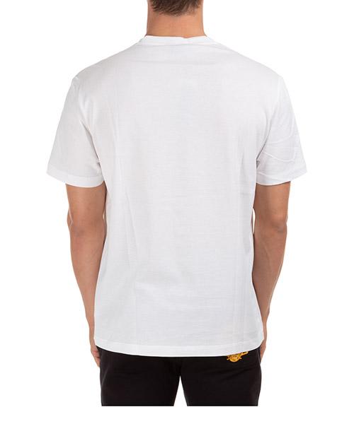 Herren t-shirt kurzarm kurzarmshirt runder kragen medusa secondary image