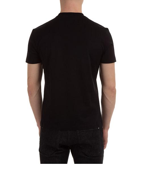 Herren t-shirt kurzarm kurzarmshirt runder kragen logo medusa secondary image