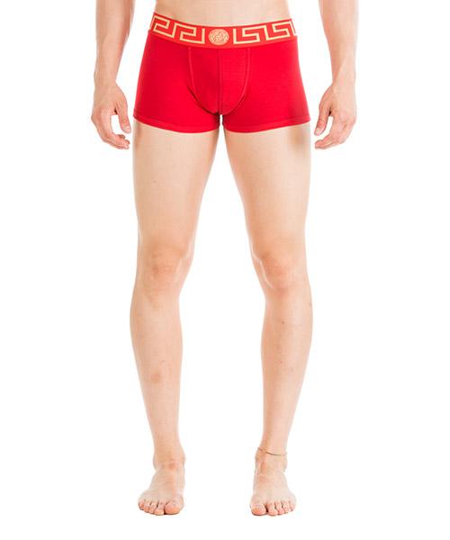 Boxer intimo Versace au10026-ac00059_a9x2 rosso
