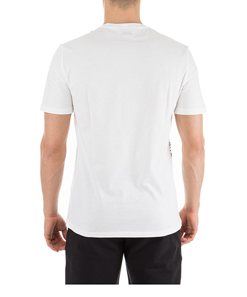 Men's short sleeve t-shirt crew neckline jumper regular secondary image