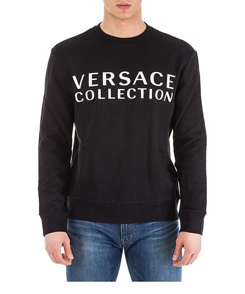 Sweat Versace Collection V800821N VJ00578 V7008 nero