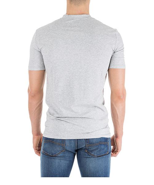 Men's short sleeve t-shirt crew neckline jumper fitted secondary image