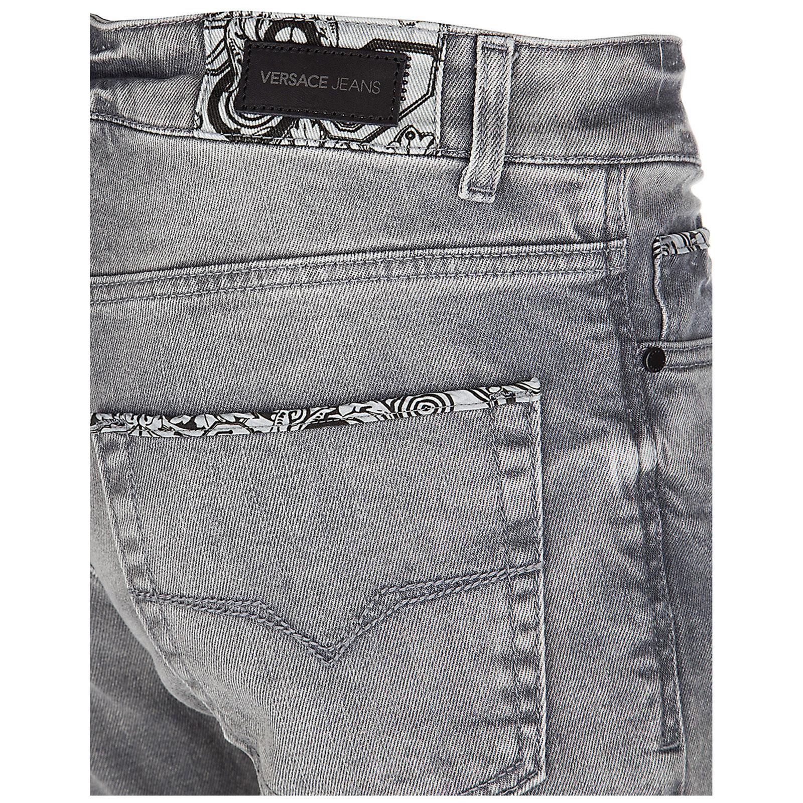 Herren jeans denim slim