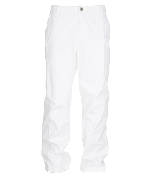 Trousers Versace Jeans A2GRA103 bianco