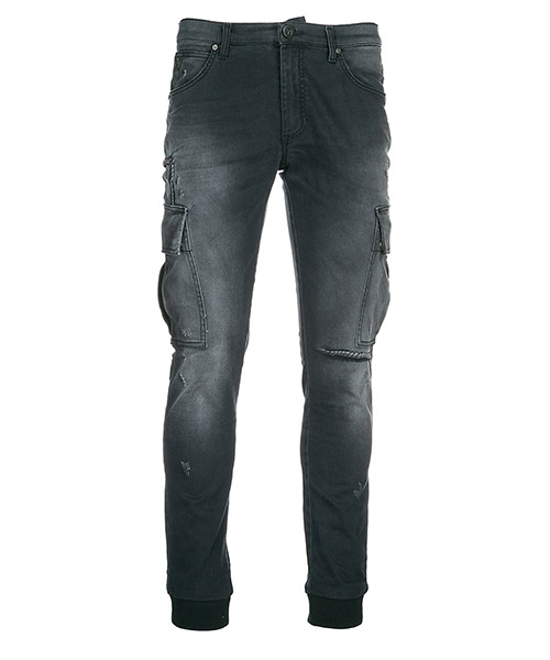 Jeans Versace Jeans A2GRB007AJVCP nero