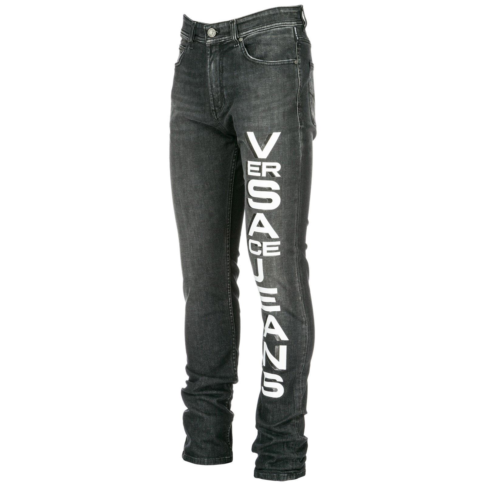 jean versace jeans a2gsb0k6 grigio. Black Bedroom Furniture Sets. Home Design Ideas