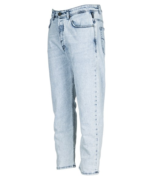 Men's jeans denim cropped secondary image