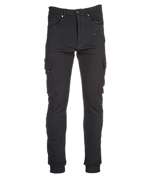 Sport trousers  Versace Jeans A2GSA0F5 nero