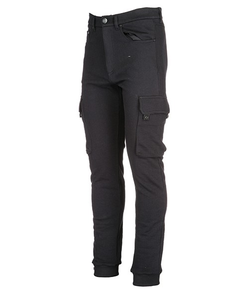 Men's sport jumpsuit trousers skinny secondary image