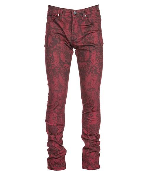 Vaqueros Versace Jeans A2GSA0K0 SUP506 349 bordeaux