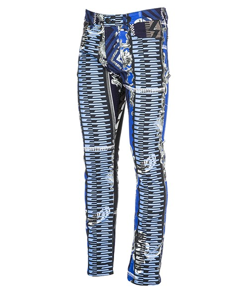 Vaqueros jeans denim de hombre pantalones slim secondary image