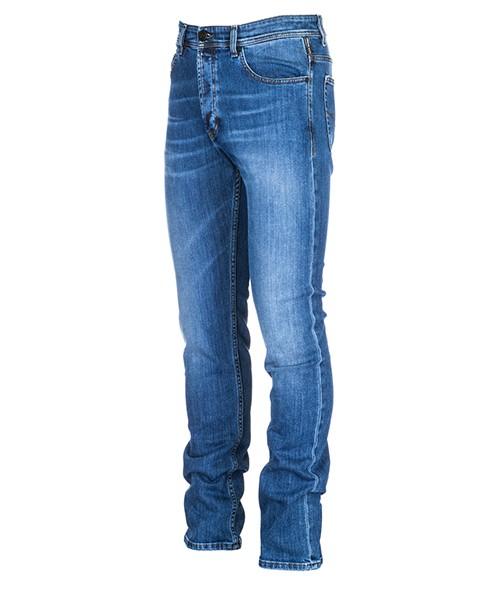 Men's jeans denim slim secondary image