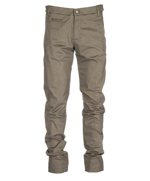 Pantalones Versace Jeans A2GSA102 verde