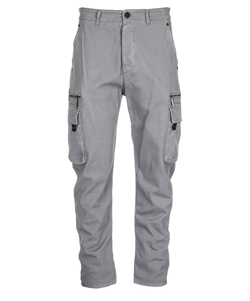 Pantalones Versace Jeans A2GSA104 grigio
