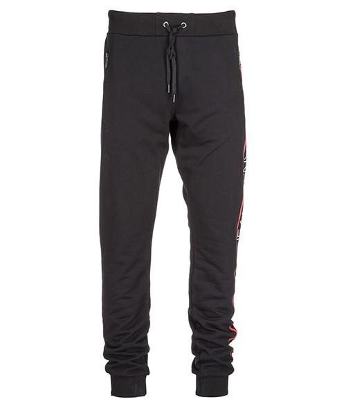 Pantaloni tuta Versace Jeans A2GSA1F4 nero