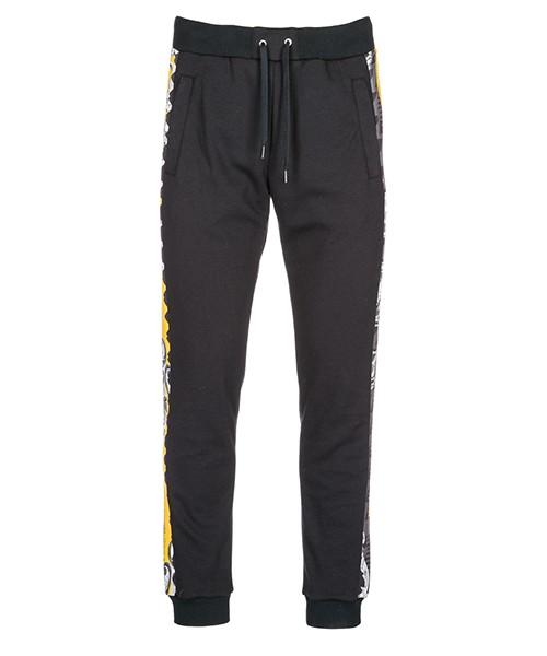 Pantalons de sport Versace Jeans A2GSA1FF nero