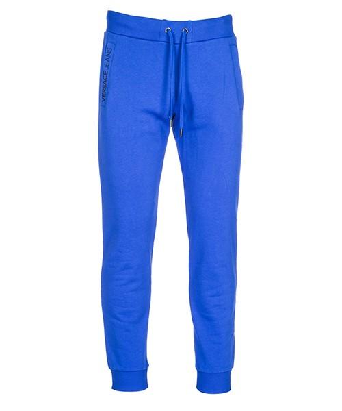 Pantalones deportivos Versace Jeans A2GSA1FY SUP316 36604 blu