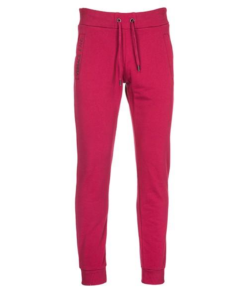 Pantaloni tuta Versace Jeans A2GSA1FY bordeaux
