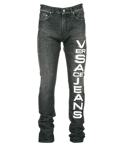 Jeans Versace Jeans A2GSB0K6 grigio