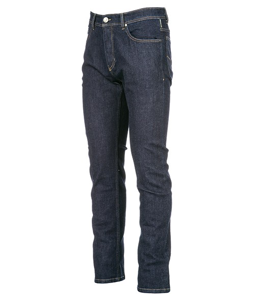 Herren jeans denim slim fit secondary image