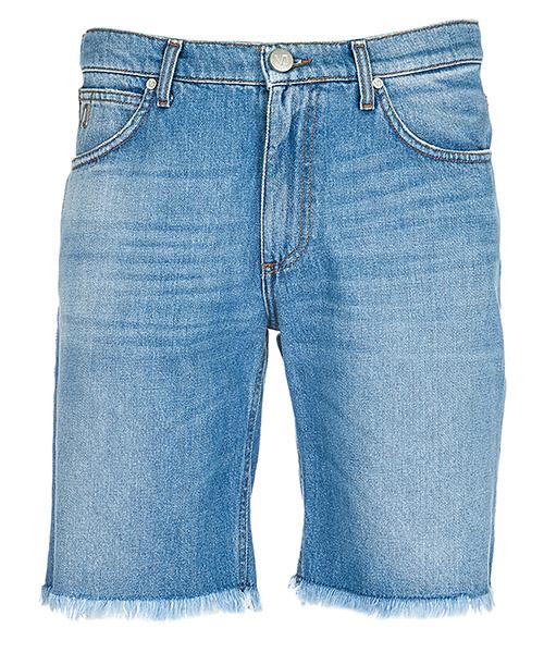 Kurze Hose Versace Jeans A4GRA101RUP513 blu