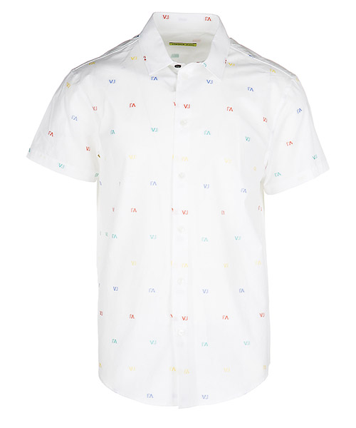 Men's short sleeve shirt  t-shirt easy regular