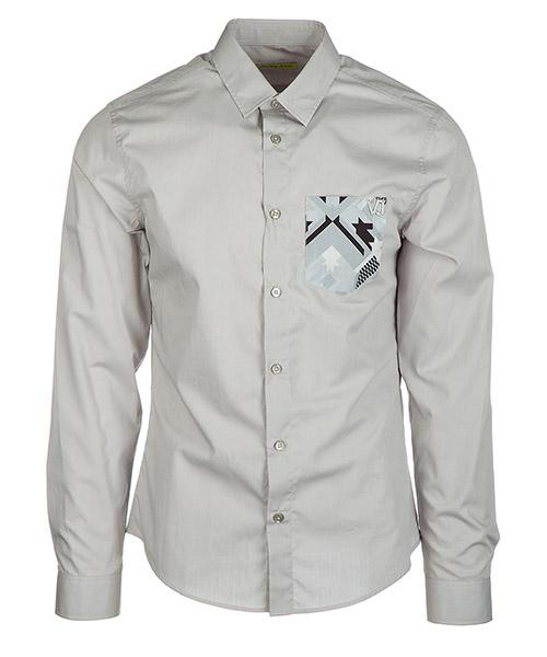 Shirt Versace Jeans B1GQA6S4 grigio