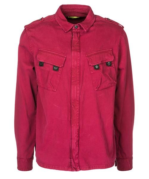Outerwear blouson Versace Jeans B1GSA600 bordeaux