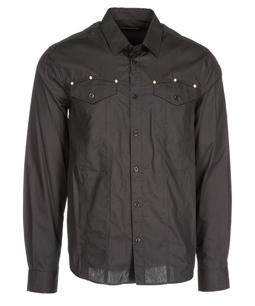 Camisa Versace Jeans B1GSA601 nero