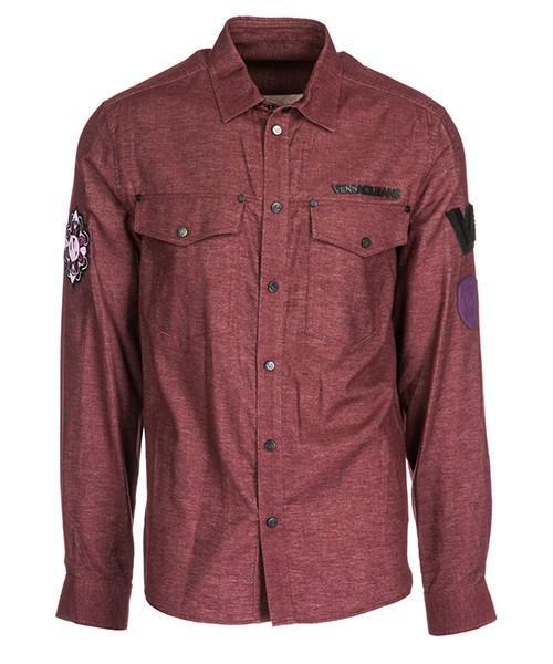 Camisa Versace Jeans B1GSA603 bordeaux