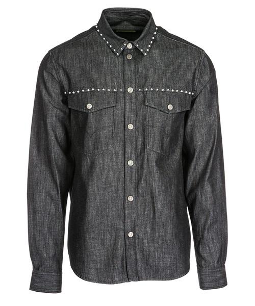 Camicia Versace Jeans B1GSA607 nero