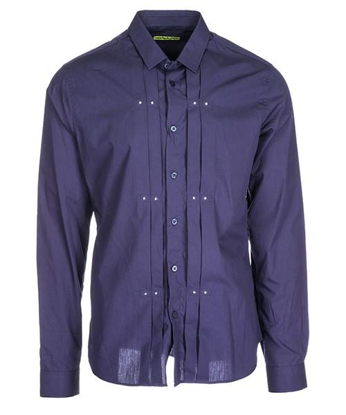 Camisa Versace Jeans B1GSA613 blu