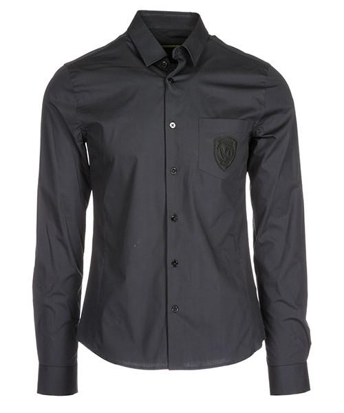 Camicia Versace Jeans B1GSA6E1 24454 nero