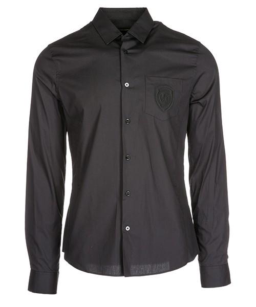 Camicia Versace Jeans B1GSA6E1 nero