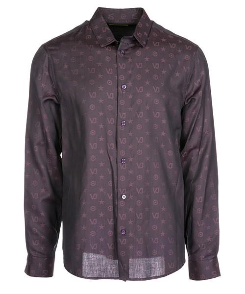 Camisa Versace Jeans B1GSA6R0 08787 viola