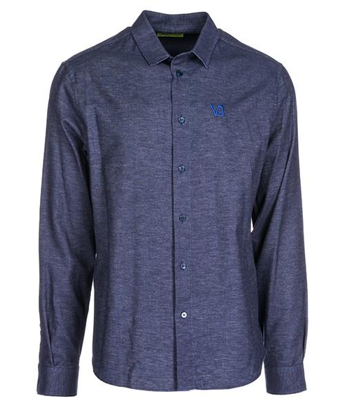 Camicia Versace Jeans B1GSA6R0 13875 blu