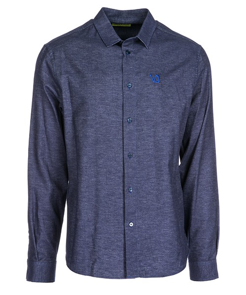 Camisa Versace Jeans B1GSA6R0 13875 blu