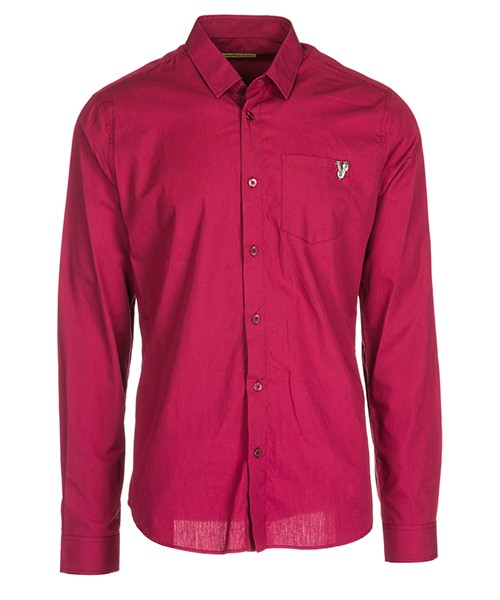 Camisa Versace Jeans B1GSA6S1 24350 349 rosso