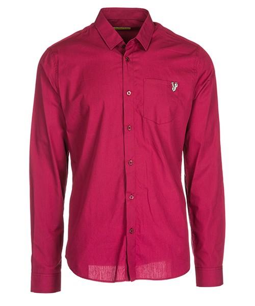 Camicia Versace Jeans B1GSA6S1 24350 349 rosso