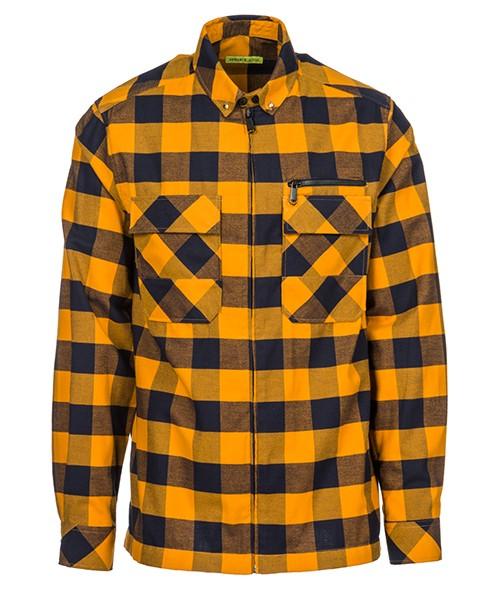 Chemise Versace Jeans B1GSB607 arancione