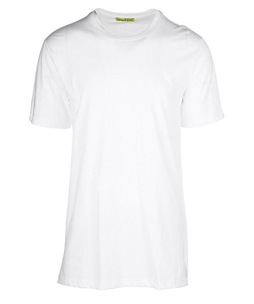 T-shirt Versace Jeans B3GPB701 bianco