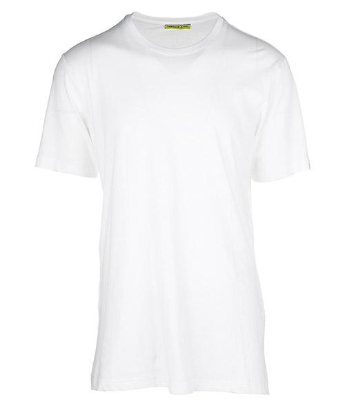 футболка с короткими рукавами круглый вырез горловины мужская jersey
