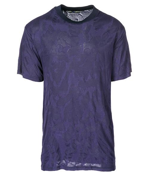 T-shirt Versace Jeans B3GSA7A8 blu