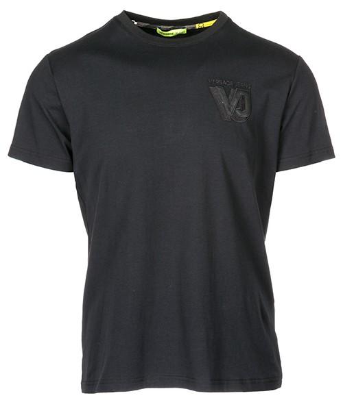 T-shirt Versace Jeans B3GSA7S0SUP600 nero