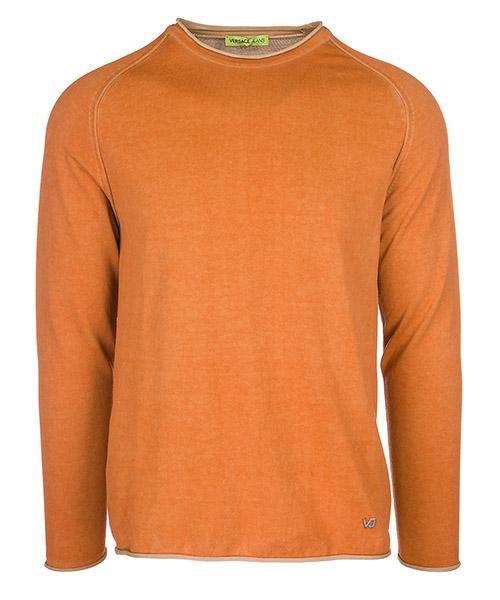 Pull Versace Jeans B5GRB814 arancione