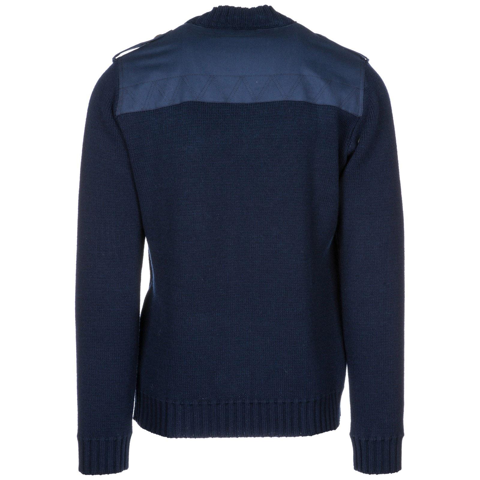 Pull Versace Jeans B5GSB813 blu   FRMODA.com 50145255447