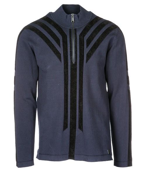 Suéter Versace Jeans B5GSA829 blu