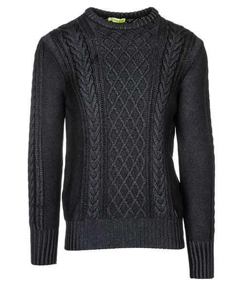 Pullover Versace Jeans B5GSA835 nero