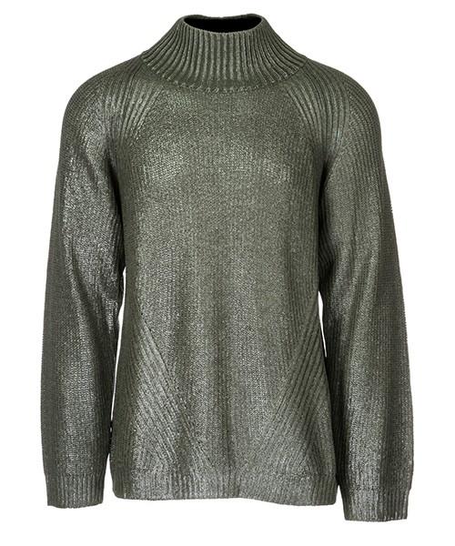 Turtle neck sweater  Versace Jeans B5GSA838 verde