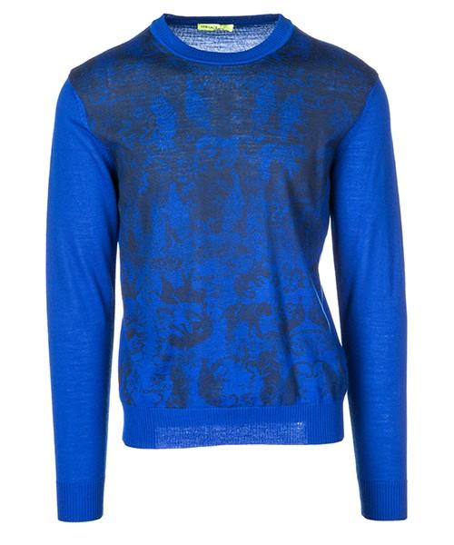 Jumper Versace Jeans B5GSA843 blu